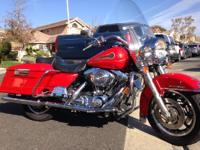 2003 Harley Davidson FLHRCI Road King Classic
