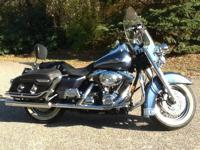 2003 Harley Davidson FLHRCI Road King Classic. 2003