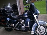 2003 Harley-Davidson FLHTCUI Ultra Classic Electra