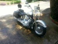 2003 Harley Davidson FLSTC Heritage Softail Classic .