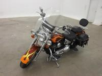 Styled to remember the past, the Ancestry Softail-&& #