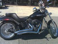 2003 Harley Davidson FLSTF Fat Boy Cruiser