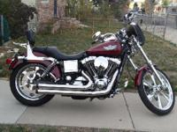 2003 Harley Davidson FXDL Dyna Low Rider. This is a