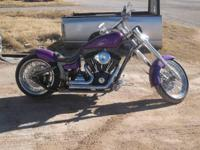 2003 Harley Davidson FXSTB Night train. Great custom
