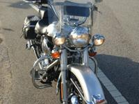 2003 Harley Davidson Heritage Softail Classic, Black
