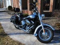 2003 Harley Davidson Anniversary Softail Classic This