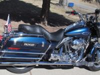 2003 Harley Davidson Road King, 27,834 miles, Exterior: