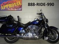 2003 Harley Davidson Road King with Tour Package for