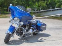 2003 Anniversary Edition HD Road King Custom. One