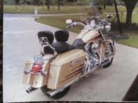 2003 Harley Davidson Screamin Eagle Road King. 100th
