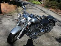 Beautiful Harley Davidson Fat Boy for sale. 1450 CCs.