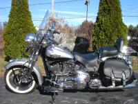 2003 Heritage Springer Softail Very low mileage at
