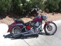 2003 Harley Davidson Softail ... This bike looks and