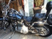 2003 Harley Davidson Softail Custom 100th Anniversary