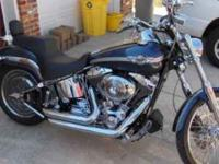 Description Full Financing Available! 2003 hd softail