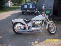 Description Custom built. 1995 motor and transmission,
