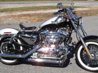 STAND OUT OF THE CROWD WITH THIS 2003 Harley Davidson