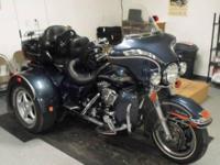 2003 Harley Davidson Touring 100th Anniversary, 24000