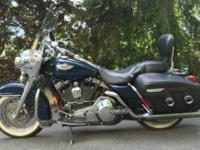 2003 Harley Davidson Road King Classic 100 Year