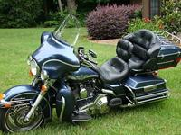 I am offering my 100th Anniversary Edition 2003 Harley