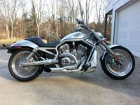 For Sale: 2003 V-Rod 100th Anniversary edition with
