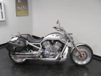 This is one clean Vrod right here. The previous