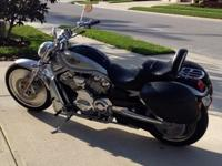 2003 Harley Davidson VRSCA V-Rod, 100th year