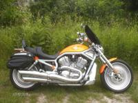 2003 Harley-Davidson VRSCA V-Rod Beautiful V-Rod woth