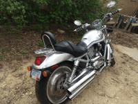 2003 Harley Davidson VRSCA V Rod. Well maintained-