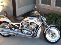 2003 Harley Davidson VRSCA V-Rod. 2003 Harley Davidson