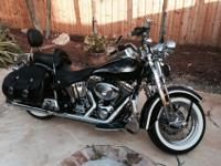 2003 Springer Heritage Softail (100th Year