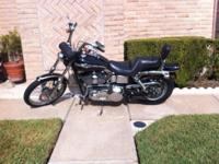2003 Harley Dyna Wide Glide Silver Edition, 3,664