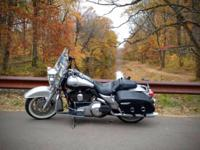 2003 Harley Road King Classic, 100th Anniversary, Only