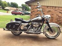 2003 Road King Classic Harley Davidson Bagger Touring