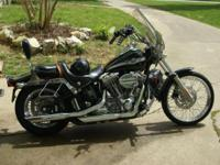 2003 Harley Softail Standard, 100th Anniversary model,