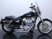 This is a 2003 harley sportster xl883 with only 3900