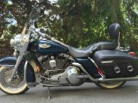 Make: Harley Davidson Model: Other Mileage: 3,800 Mi