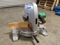 "Hitachi C15FB 15"" Miter Saw Features: The Hitachi C15FB"