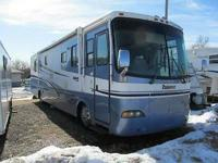 Slides: 2 This is a one owner RV - Holiday Rambler