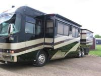 Very nice 40+ ft coach with most desired options.