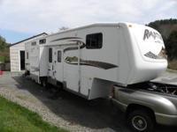 2003 Holiday Rambler Presidential RL34 5th Wheel This
