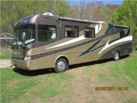 Description Make: Holiday Rambler Mileage: 46,000