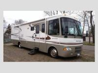Length: 37 feet Year: 2003 Make: Holiday Rambler Model: