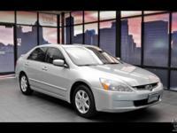 2003 Honda Accord 3.0 EXL Automatic Leather Moonroof 30 MPG
