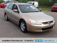 Honda Accord  Clean CARFAX. Odometer is 58460 miles