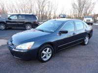This 2003 Honda Accord EX-L Sedan is in great shape
