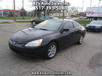 Options:  2003 Honda Accord Very Sharp Low Miles Moon