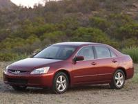 Flatirons Imports is offering this 2003 Honda Accord