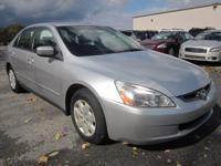 Accord LX 2.4, FWD, All New Tires, Clean Carfax, Fully