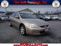 2003 Honda Accord LX Our Location is: Holman Ford